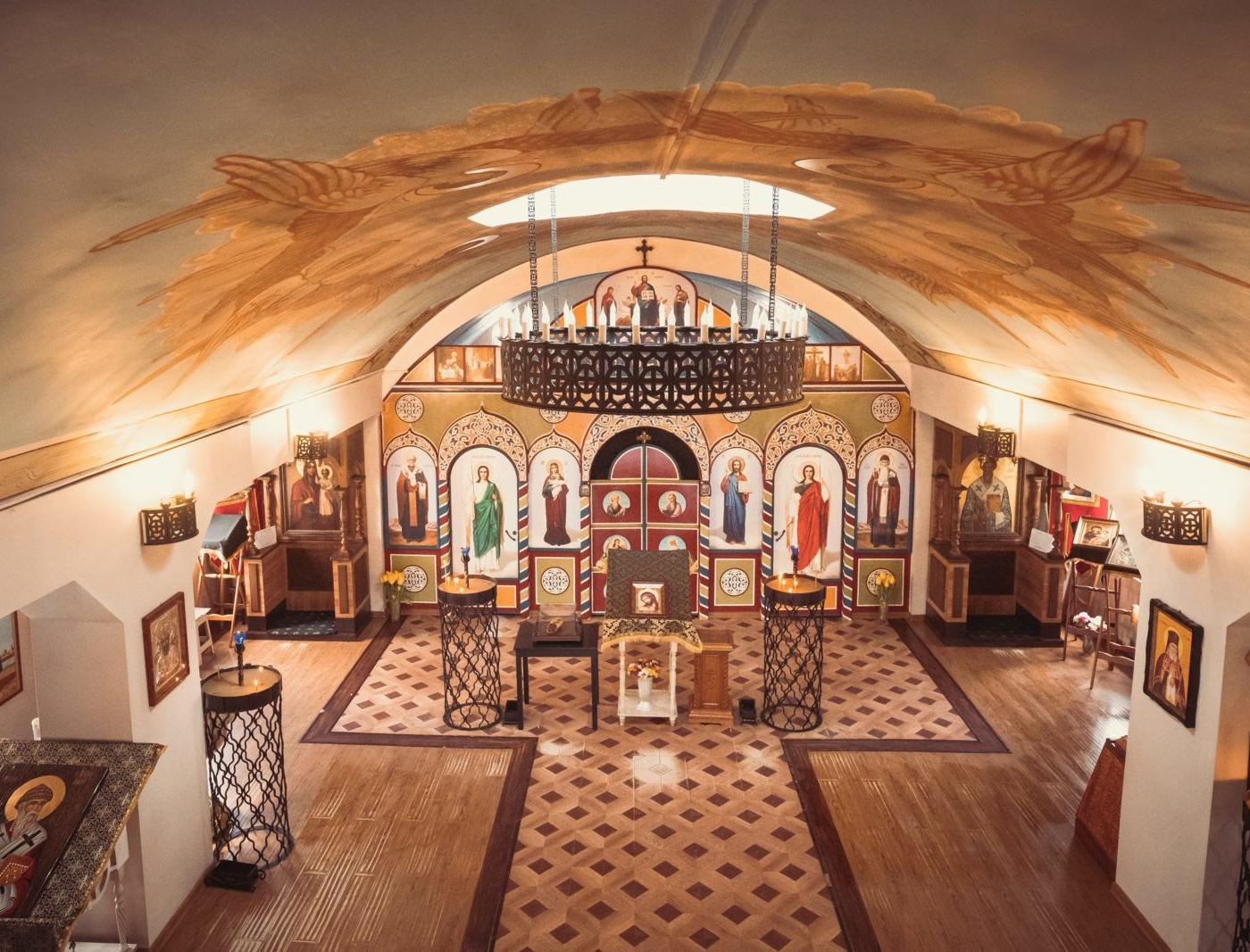 Иконы и святыни