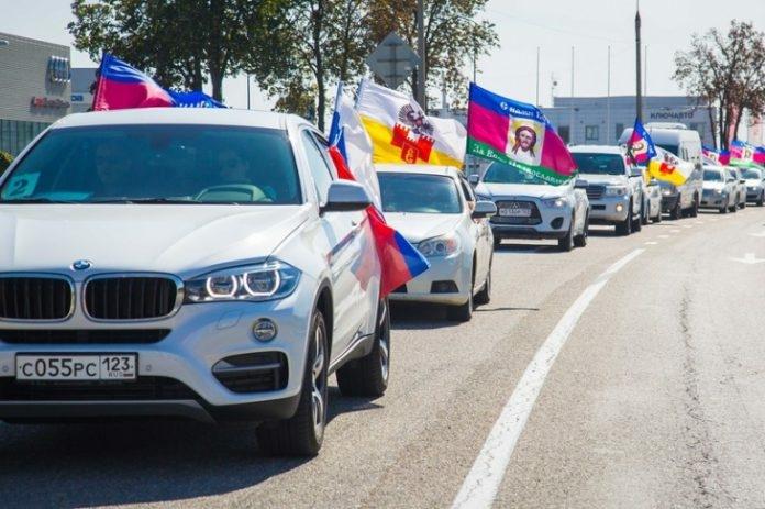 В Краснодаре пройдёт девятый автомобильный Крестный ход