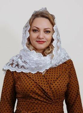 Бачманова Юлия Николаевна