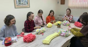 Храм святителя Спиридона Краснодара открыл творческую мастерскую для девочек