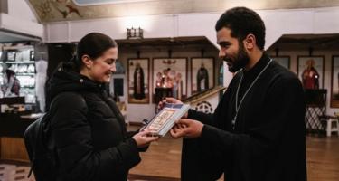 Розыгрыш книги «Дневник Великого поста»